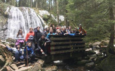 Séjour d'hiver dans les Hautes-Vosges du 5 au 9 mars 2018