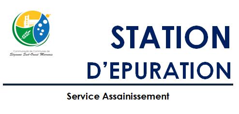 Station d'épuration de Sézanne