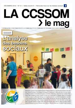Le nouveau magazine de la CCSSOM débarque!