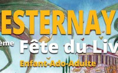 Le Livre en fête à Esternay !